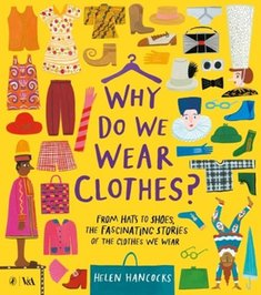 : Why Do We Wear Clothes? – książka