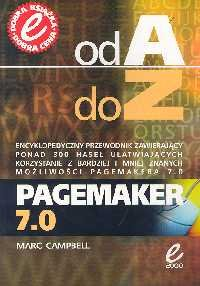 : Pagemarker 7.0 XP Od A do Z – książka