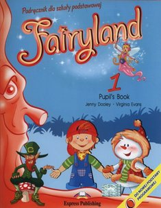 : Fairyland 1 Pupil's Book + e-book – książka