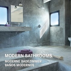 : Modern Bathrooms – książka