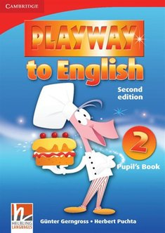 : Playway to English 2 Pupil's Book – książka