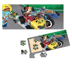 : Układanka Mickey and the Roadster Racers 21 – gra