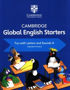 : Cambridge Global English Starters Fun with Letters and Sounds A – książka