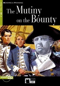 : Mutiny on the Bounty + CD – książka