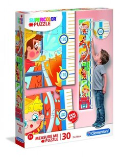 : Puzzle Supercolor 30 Masure Me – gra