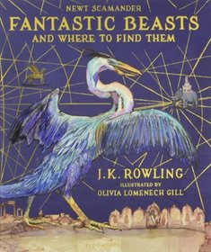 : Fantastic Beasts and Where to Find Them – książka