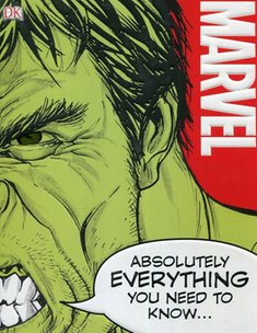 książki i czasopisma: Marvel Absolutely Everything You Need To Know – książka