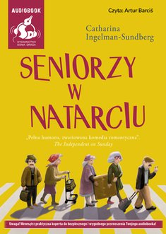 audiobooki: Seniorzy w natarciu – audiobook