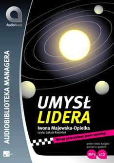 audiobooki: Umysł Lidera – audiobook