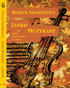 audiobooki: Janko Muzykant – audiobook
