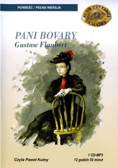 audiobooki: Pani Bovary – audiobook