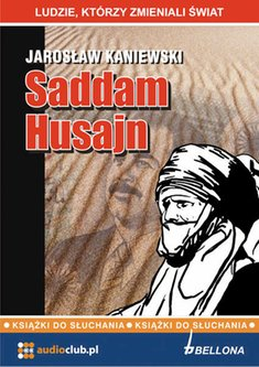 audiobooki: Saddam Husajn – audiobook