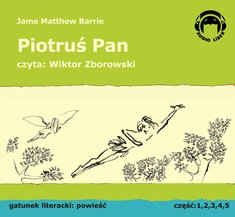 audiobooki: PIOTRUŚ PAN – audiobook