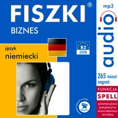 audiobooki: FISZKI audio - j. niemiecki - Biznes – audiobook