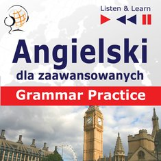 audiobooki: Angielski na mp3. Grammar Practice – audio kurs