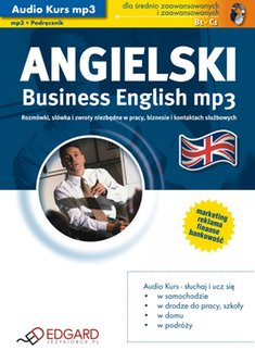 audiobooki: Angielski Business English mp3 – audiokurs + ebook