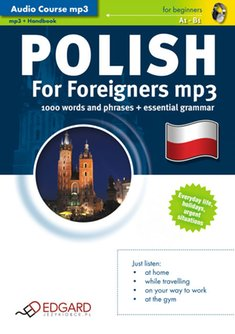 audiobooki: Polish For Foreigners mp3 – audiokurs + ebook