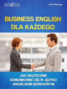 ebooki: Business english dla każdego – ebook