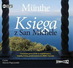 audiobooki: Księga z San Michele – audiobook