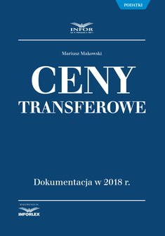 ebooki: Ceny transferowe – ebook