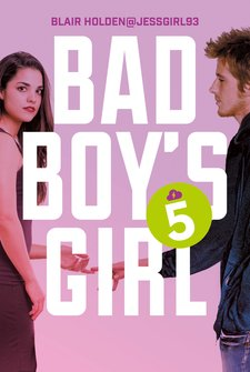 ebooki: Bad Boy's Girl 5 – ebook