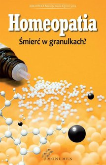 ebooki: Homeopatia. Śmierć w granulkach – ebook