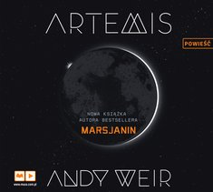 audiobooki: Artemis – audiobook