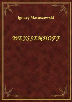 ebooki: Weyssenhoff – ebook