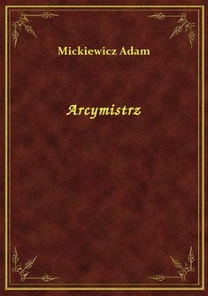 ebooki: Arcymistrz – ebook