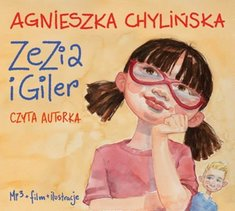 audiobooki: Zezia i Giler – audiobook