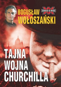 ebooki: Tajna wojna Churchilla – ebook