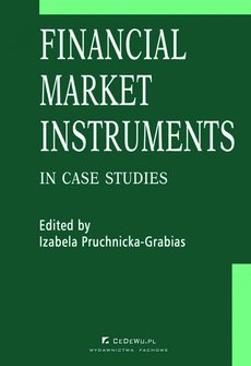 ebooki: Financial market instruments in case studies. Chapter 4. Focus on Options - Izabela Pruchnicka-Grabias – ebook