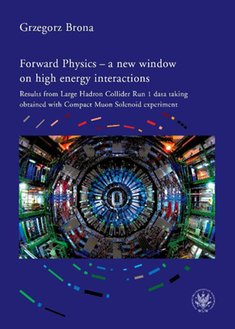 ebooki: Forward Physics - a new window on high energy interactions – ebook