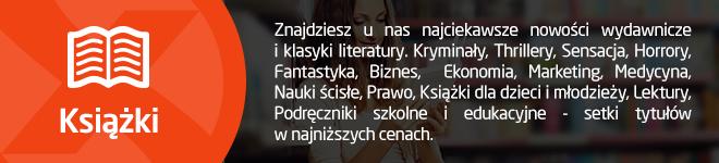 Książki Nexto