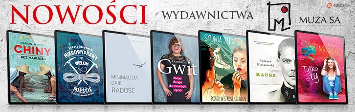Nowości,Wydawnictwo,Muza,promocje,aktualnepromocje,Wydawnictwo,Infor,Gazeta,Polska,